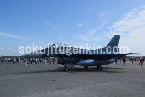 青森の三沢基地の航空ショーを見に行きました