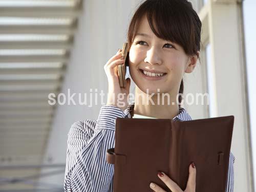 様々なビジネスシーンで愛されるドコモの携帯電話